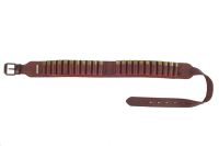 патронташ открытый 22п 12кал длина L (1300 mm)