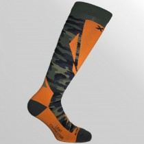 XC FOREST оранж трекинговые носки