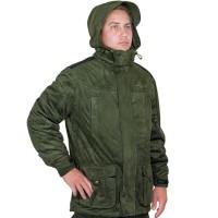 Костюм Беркут замша с мембранным покрытием олива (куртка)