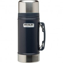 Термос для еды STALEY Vacuum Food Jar 0.7L Hammertone Navy CLASSIC