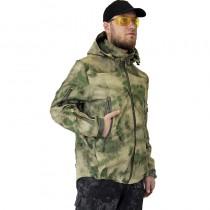 Куртка софтшел мох тактическая