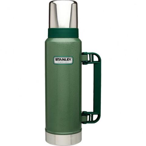 Термос STANLEY 1.3L Hammertone Green
