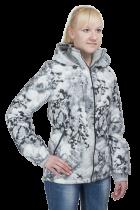Куртка Снегири мембранное трикотажное полотно