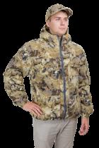 Куртка утепленная М ламинированное трикотажное полотно соты