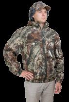 Куртка утепленная смесовая ткань лес 2010