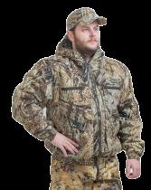 Куртка утепленная смесовая ткань тростник-2