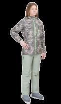 Куртка женская Индира таслан мох