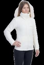 Куртка женская Ольха Ультрасофт молочный