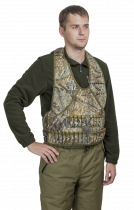 Нагрудник для охотника смесовая ткань тростник-2