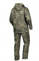 Костюм демисезонный ЗАРЯ двухслойный камуфляж М-49