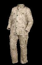Костюм тактический рип-стоп бежевый камуфляж