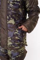 Костюм  Горный -45 OneRus с полукомбинезоном коричневый