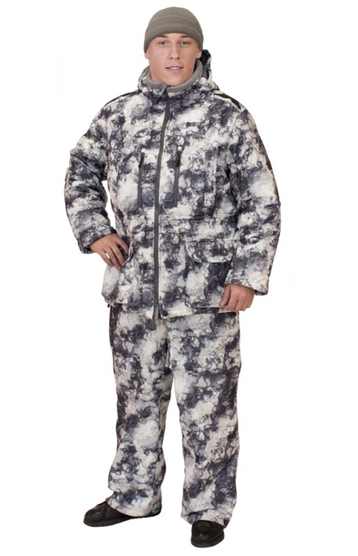 костюм зимний для охоты и рыбалки