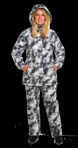 Костюм зимний женскийБарс