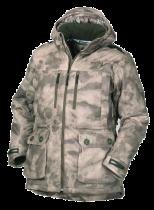 Куртка тувалык коричневый камуфляж
